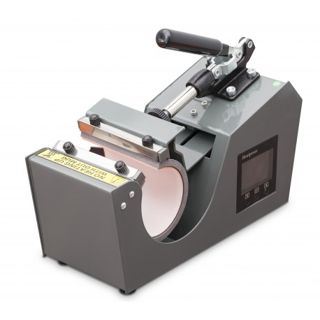 Preša za termo transfer šalica, sublimacija, automat PTMP5105